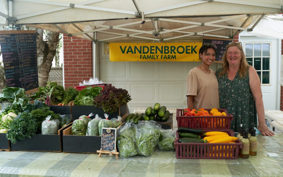 Vandenbroek Farms ~ Collaborating with our Local Farmers!